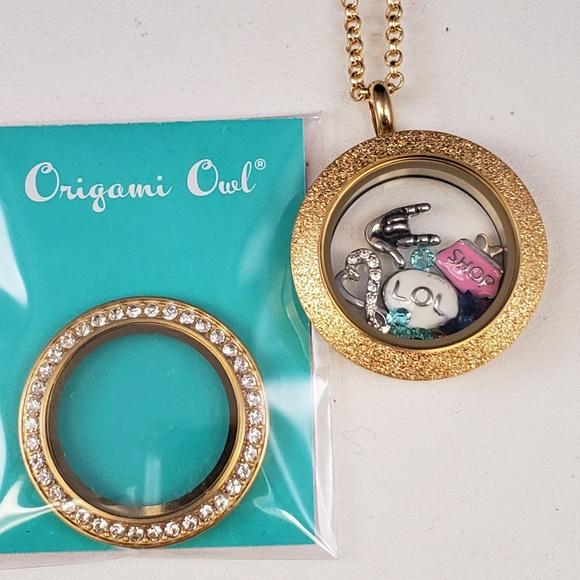 Origami Owl Custom Jewelry | Chains | 580x580
